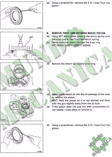 Diagram  Diagrama De Motor Y Transmision De Un Toyota