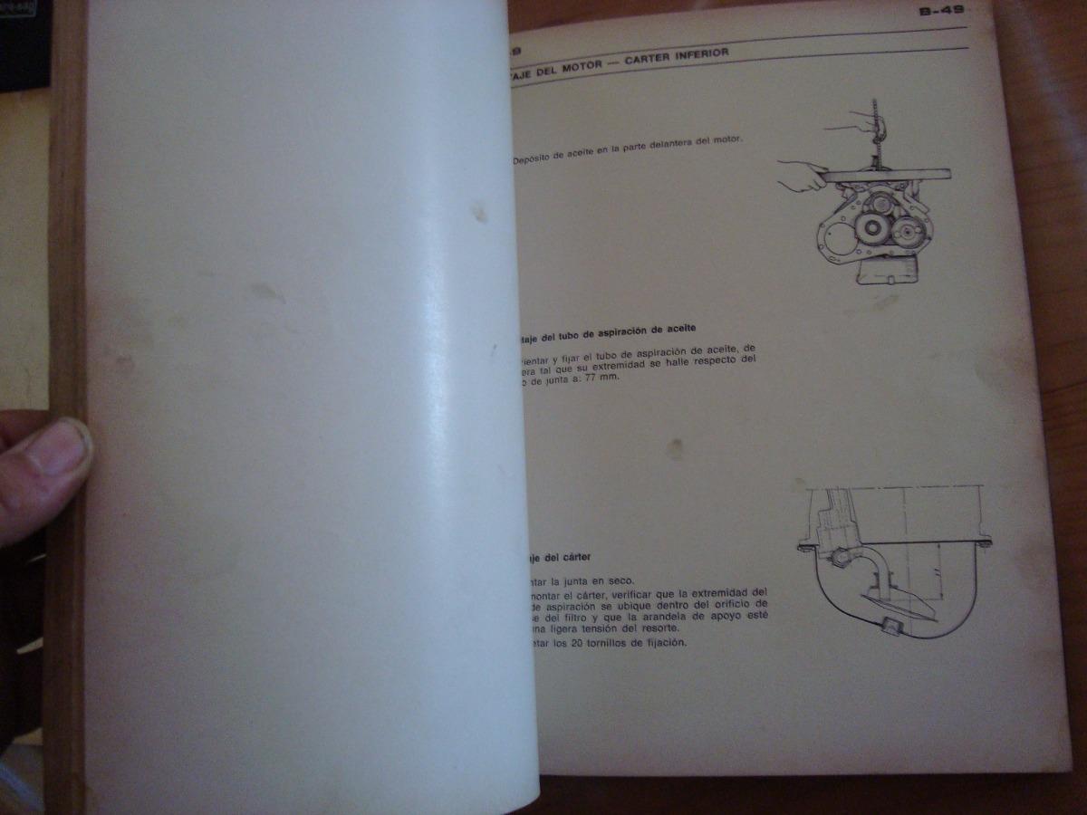 manual reparaciones mr12 borgward arg motor diesel indenor 950 rh articulo mercadolibre com ar Manual Motor Starter Wiring Diagram Motor Manual Cover