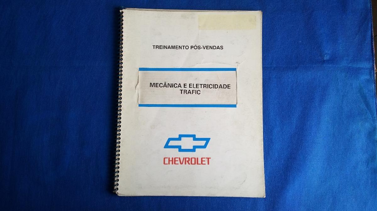 manual reparação original gm trafic mecânica e eletricidade. Carregando  zoom.