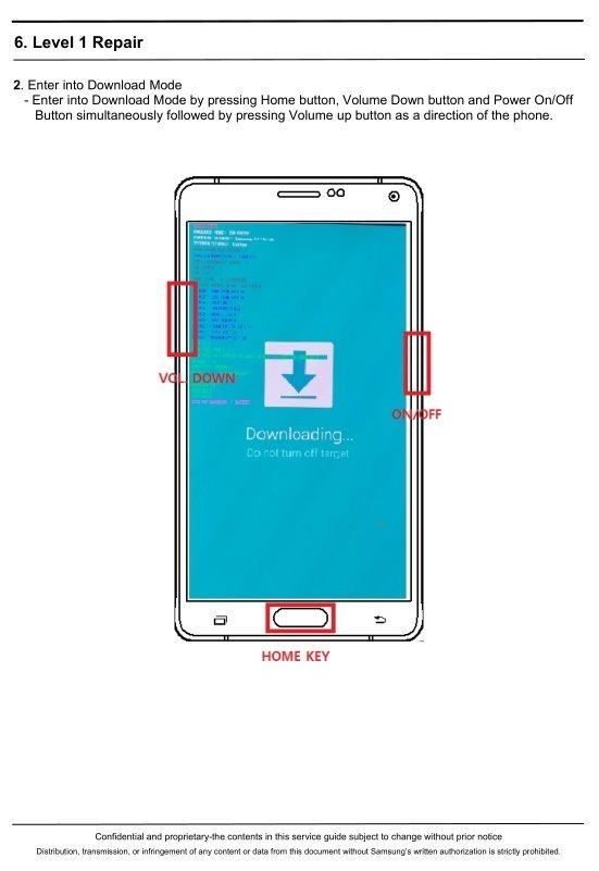 Manual Servicio Reparacion Samsung Galaxy S7 Original