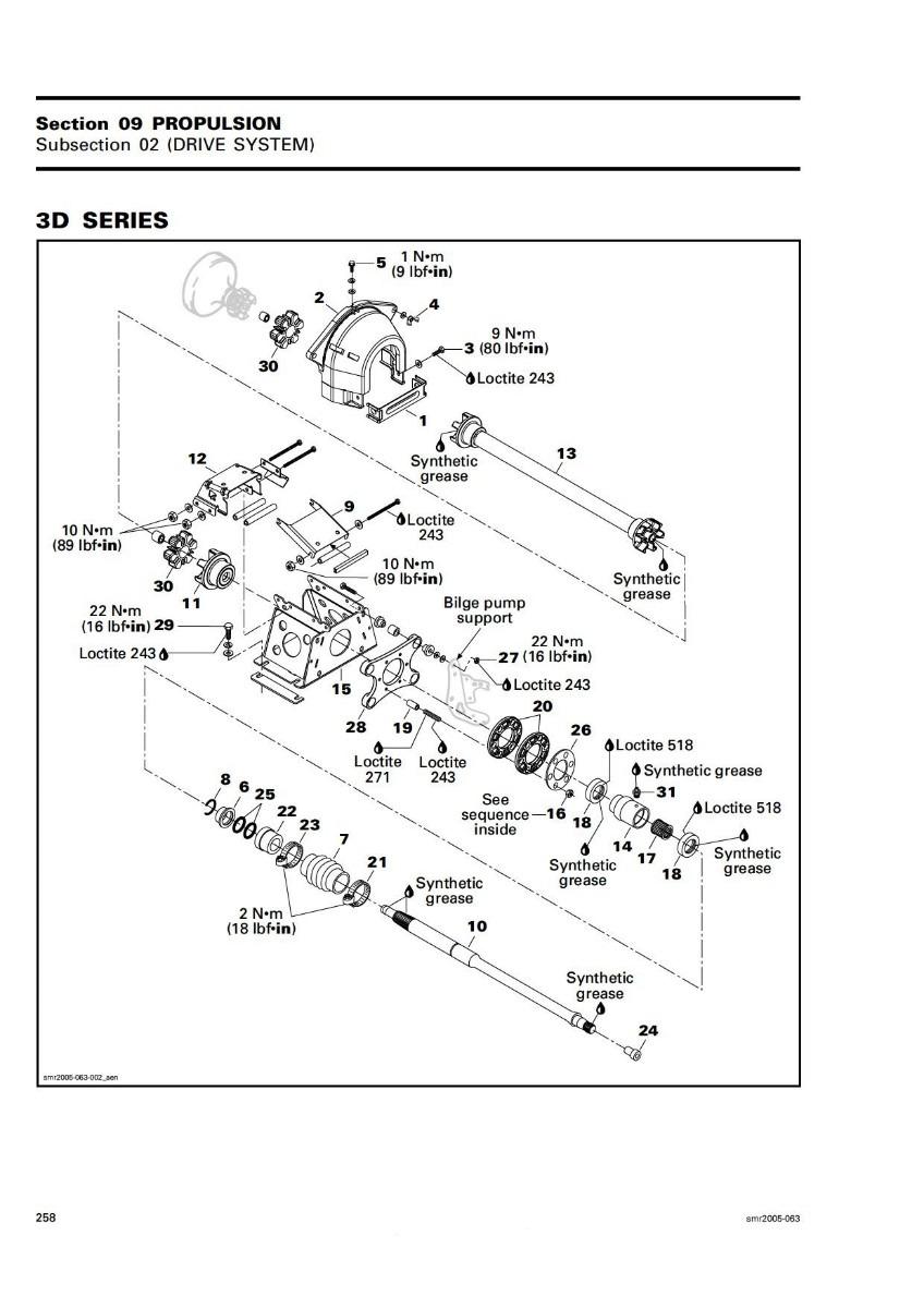 ... Array - manual servi o jet ski sea doo gs gsi gsx gti gts gtx xp