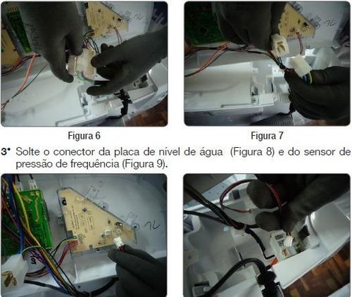 manual serviço lavadora electrolux ldd16 top load pdf