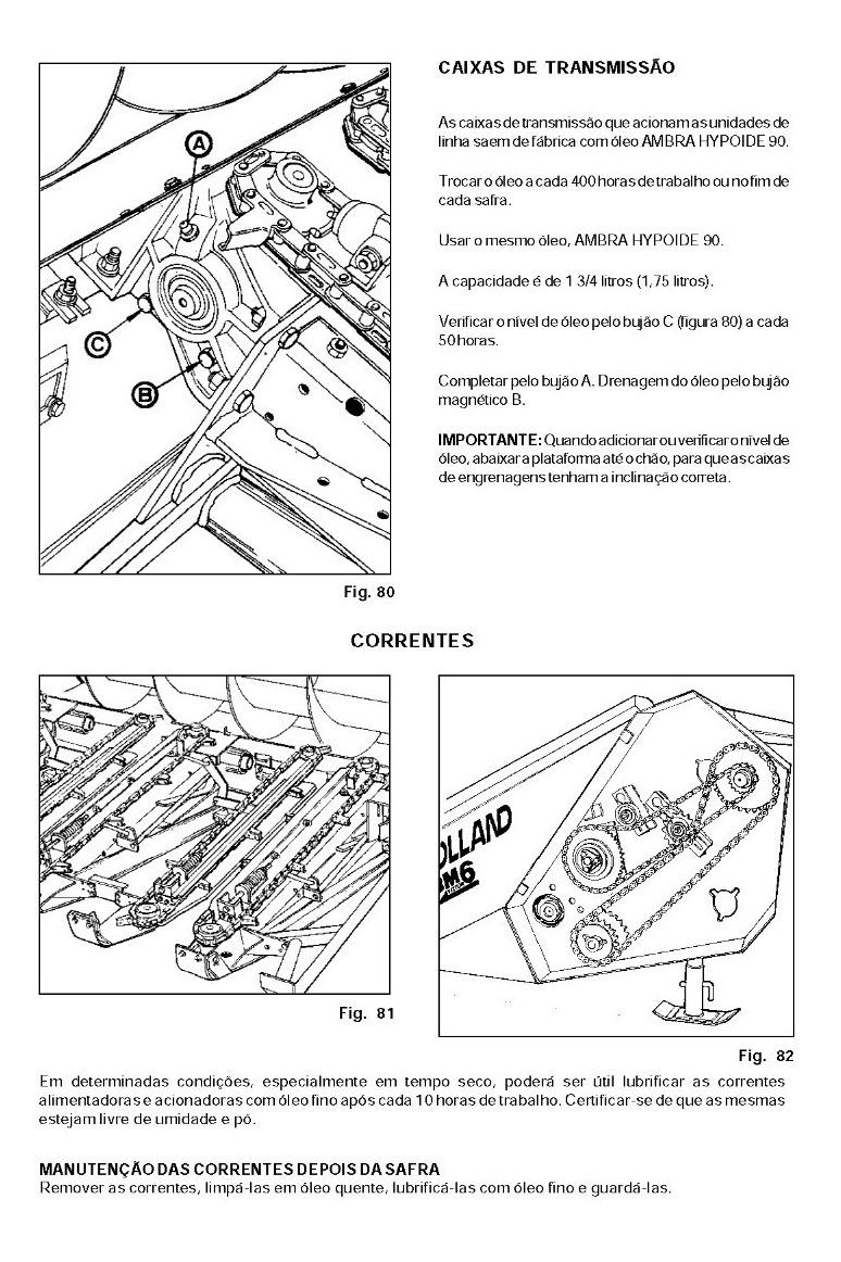 Manual Serviço Oficina Colheitadeira New Holland Tc 55 57 59