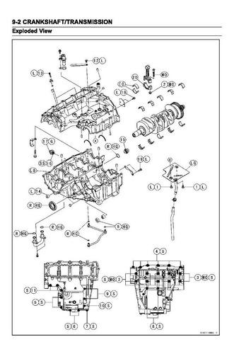 manual serviço reparo moto motocicleta suzuki - consulte