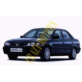 Manual Taller - Toyota Corolla Pantallita Sapito 1997 - 2002
