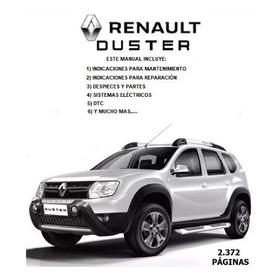Manual Taller  Renault Duster
