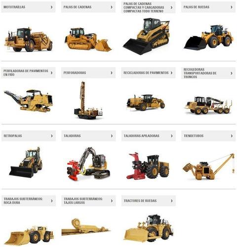 manual taller caterpillar cat 3208 motor - maquina 03z