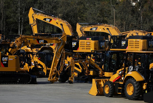 manual taller caterpillar cat d5b tractor 23x