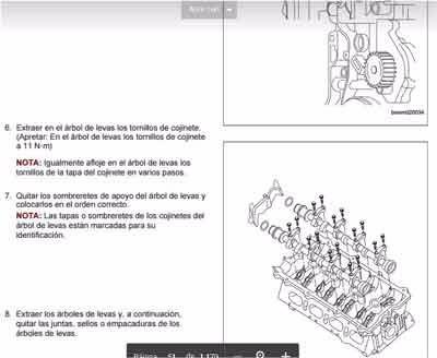 manual taller chery orinoco español y diagramas eléctricos