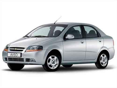 Manual Taller Chevrolet Aveo 2007-2010  Diagramas Electricos
