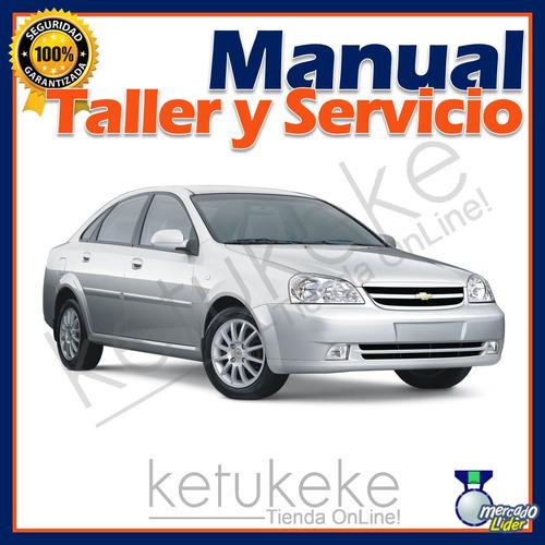 manual taller chevrolet optra diagramas e. español full