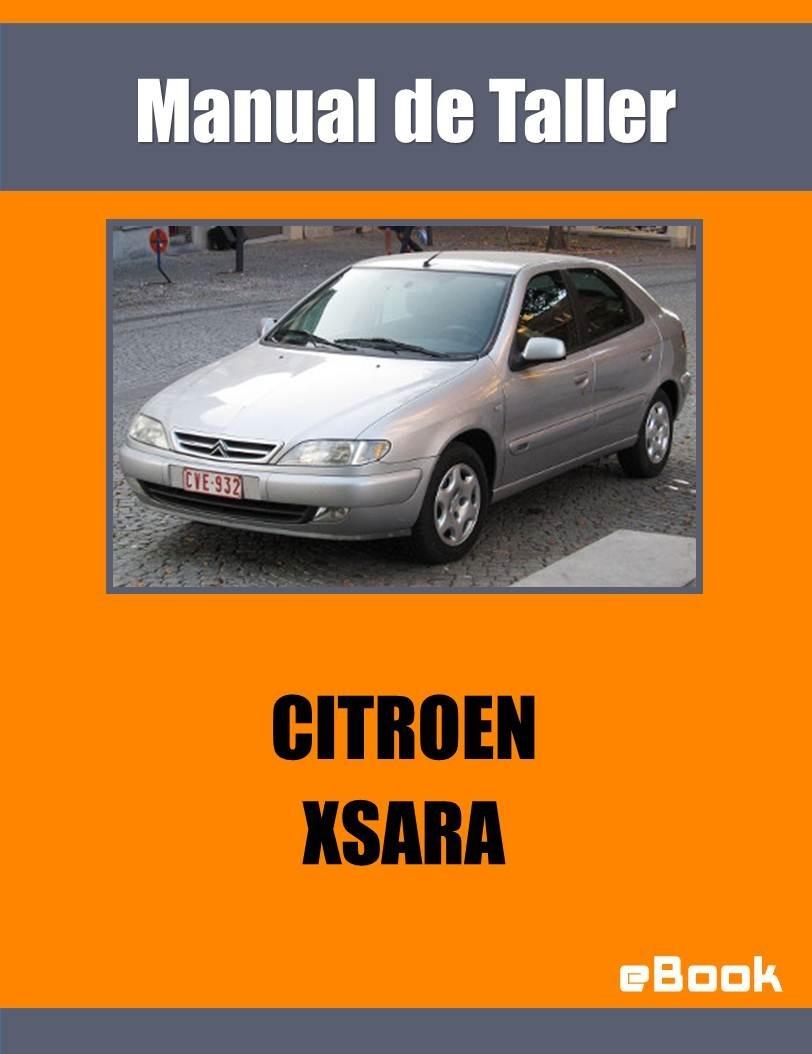 Manual Taller Citroen Xsara Motor 1 4 1 6 1 8 2 0 1 9