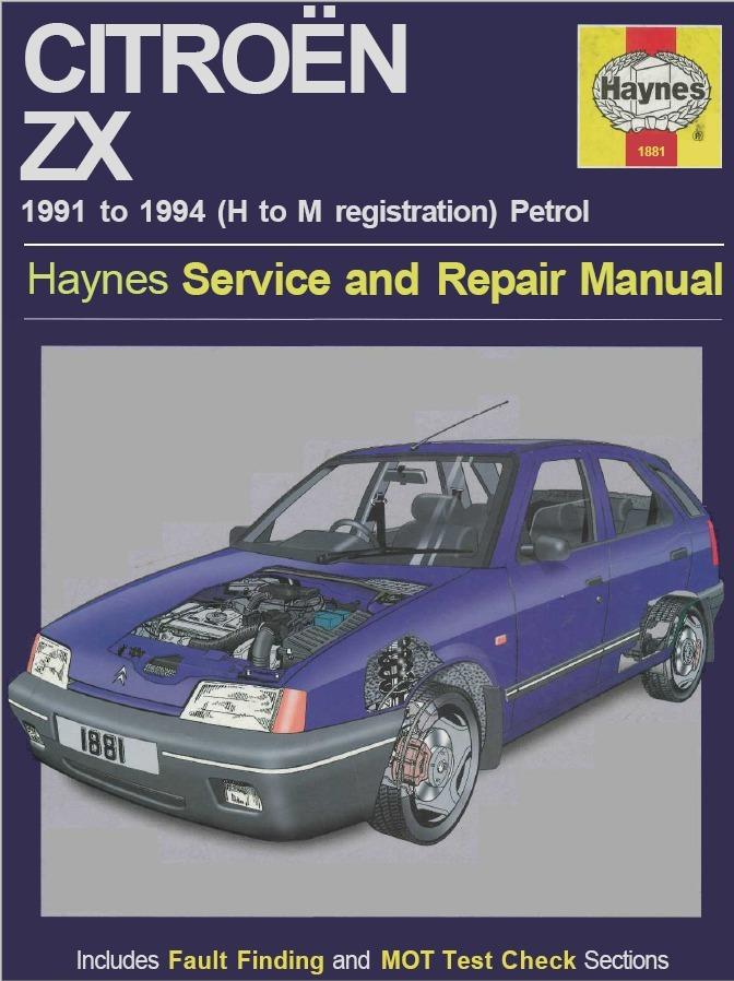 manual taller citroen zx 1991 1994 10 000 en mercado libre rh articulo mercadolibre com co manual de taller citroen zx 1.9d manual de taller citroen zx pdf