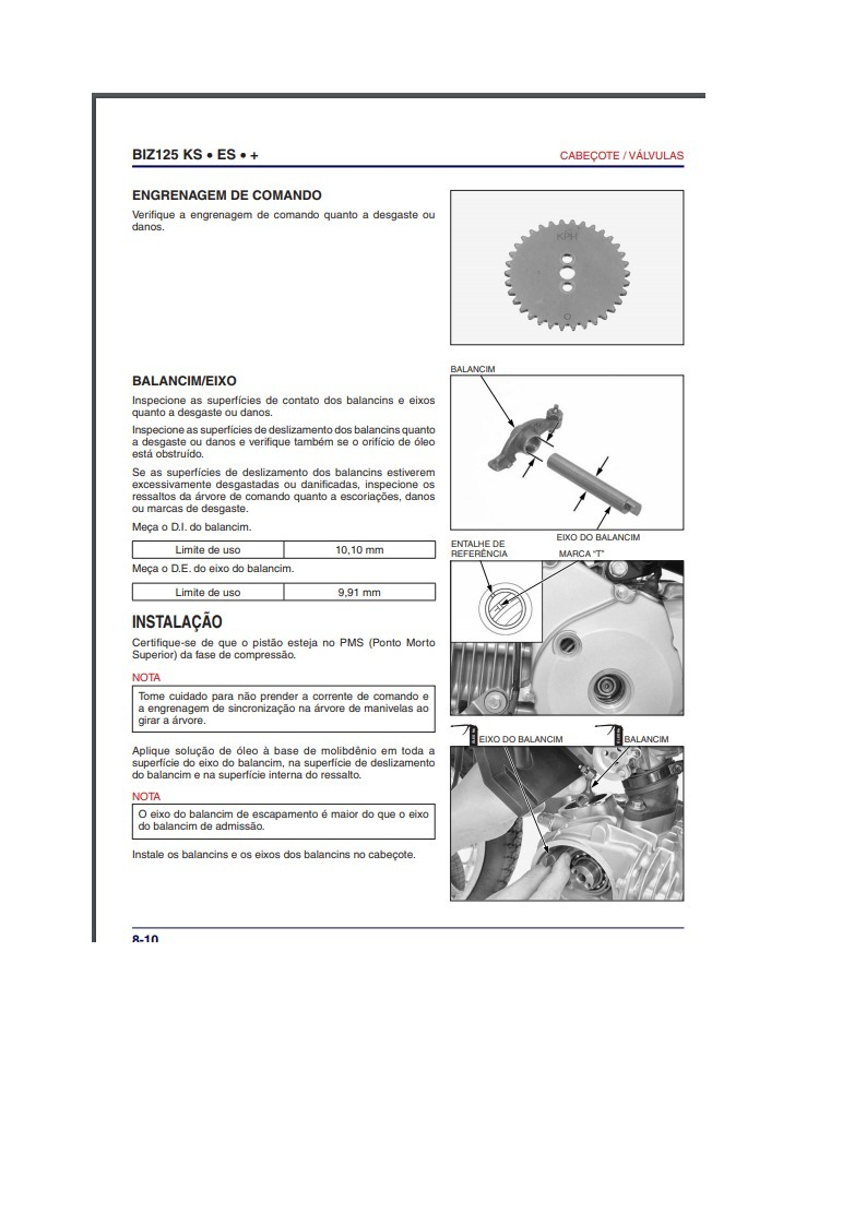 manual taller despiece reparacion honda biz 125 ks es 89 00 en rh articulo mercadolibre com ar Biz 125 Tunada Biz 100 2009