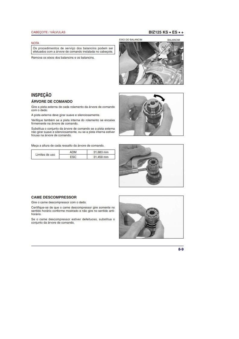 manual taller despiece reparacion honda biz 125 ks es 89 00 en rh articulo mercadolibre com ar Biz 125 Rabeira Cortada Com Biz 125 Rabeira Cortada Com