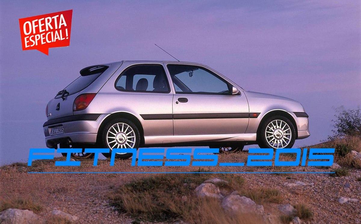Manual Taller Diagrama Electrico Ford Fiesta 1998