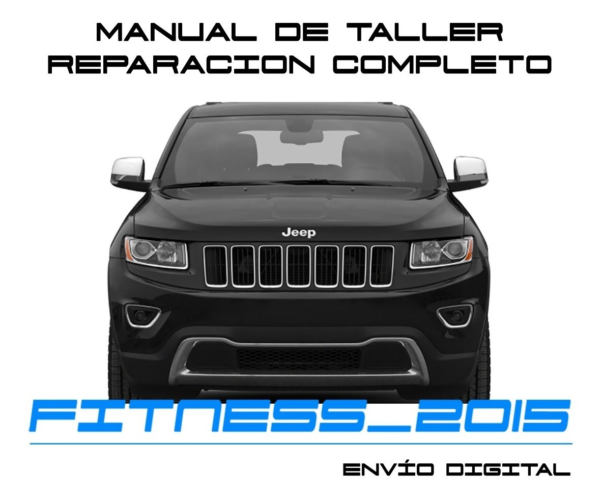 Manual Taller Diagrama Electrico Jeep Grand Cherokee 2014 500