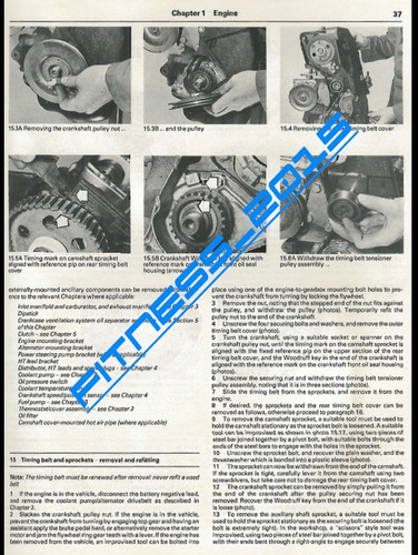 manual taller diagrama fiat tipo 1988 - 1991