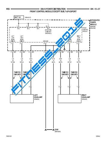 manual taller diagramas dodge caravan 2001-2007 full