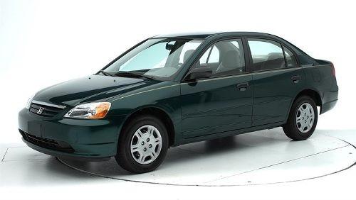 Manual Taller Diagramas E  Honda Civic 2001