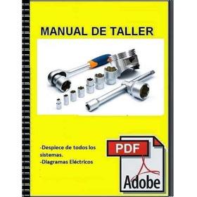 Manual Taller Diagramas E Nissan Pathfinder  Español