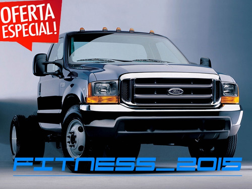 manual taller diagramas ford super duty español full