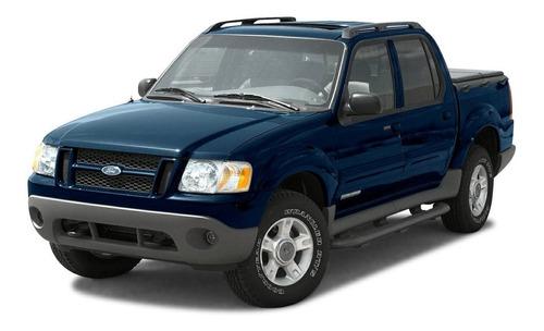 manual taller ford explorer y sport trac 2000-2005 español