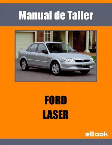 manual taller ford laser mecanica raparacion automotriz