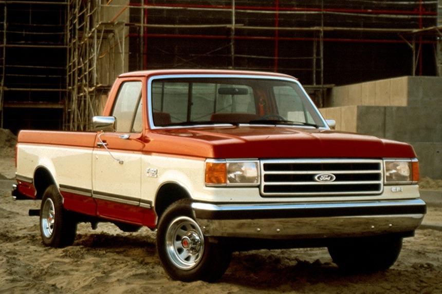 Manual Taller Ford Pickup F 100 F 150 F 250 F 350 1980