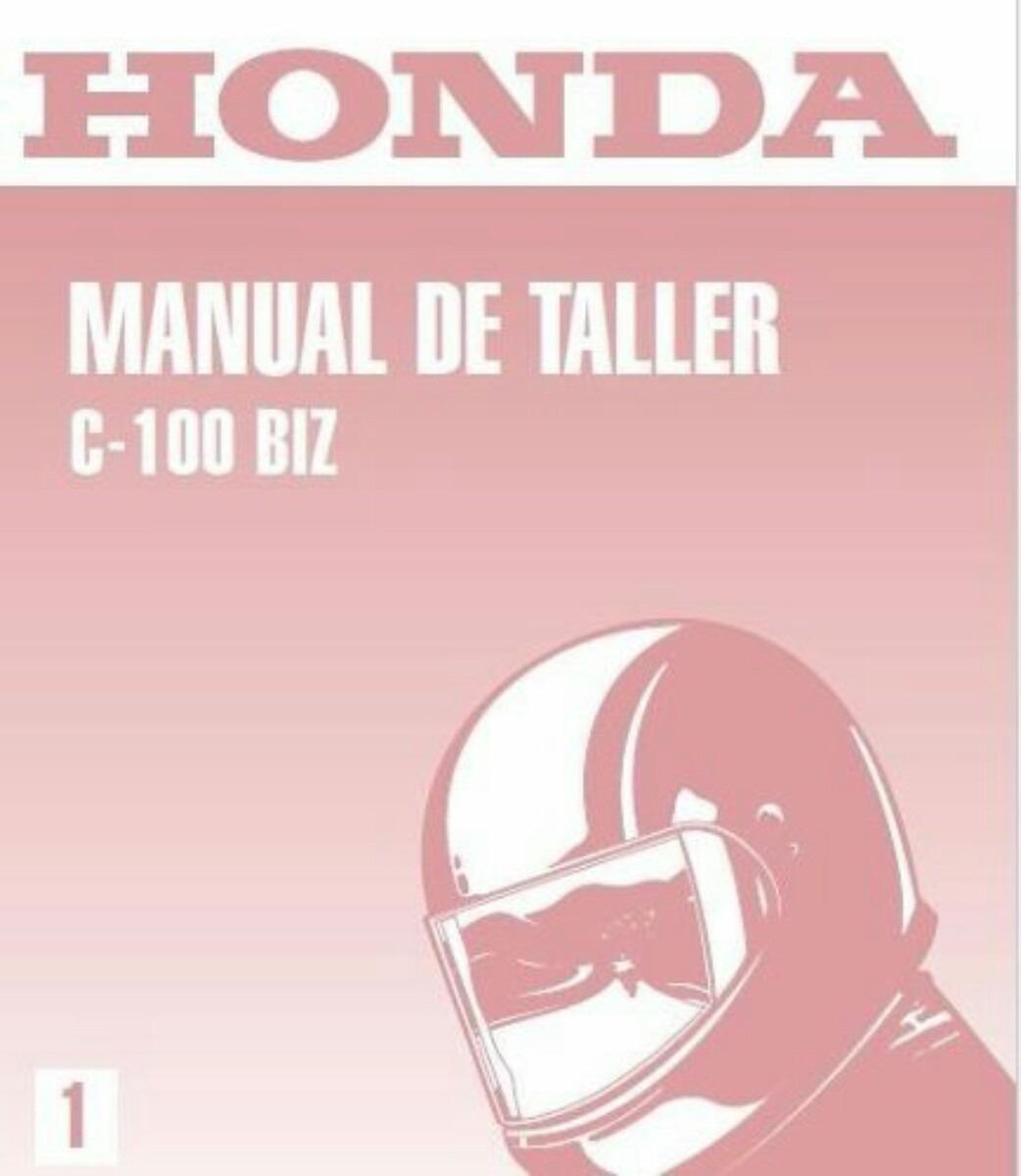 manual taller honda biz 100 smash bit trip corven motome 110 99 rh articulo mercadolibre com ar manual moto honda biz 100 Honda Biz 2004