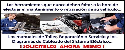 manual taller hyundai accent 1.3 y 1.5 1995 2002 español