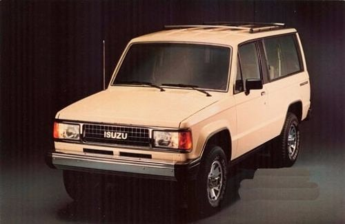 Isuzu Trooper Pdf