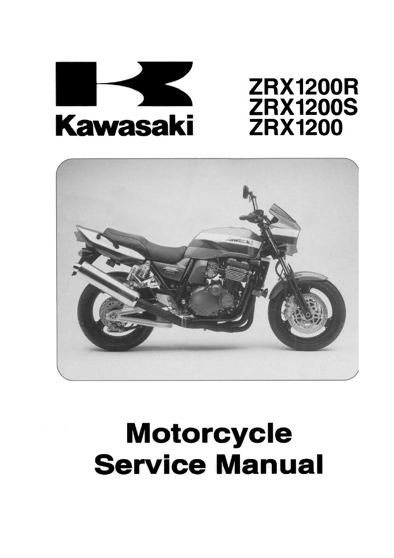manual taller kawasaki zrx 1200. Cargando zoom.