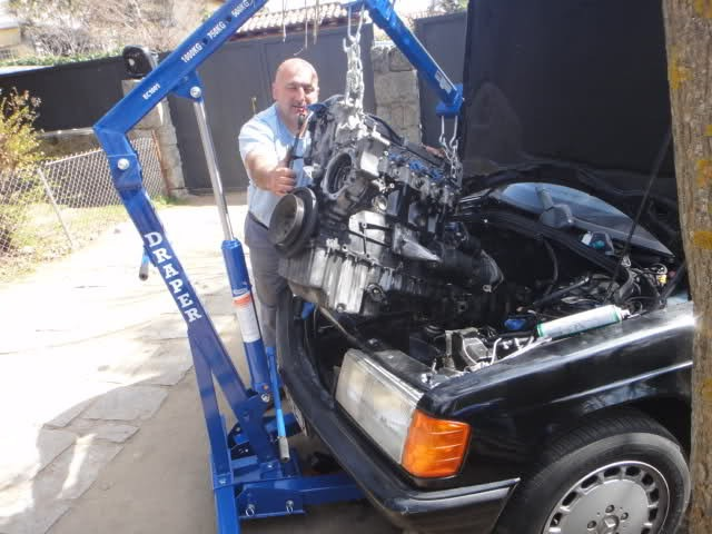 Manual Taller Mercedes Benz Om601 Om602 Om611 1977 1995 border=