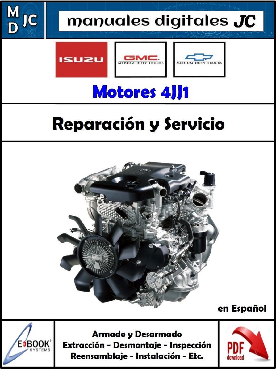 manual taller motor chevrolet isuzu 4jj1 en español. Cargando zoom.