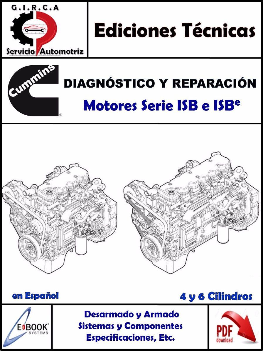 Manual reparacion motor cummins isb