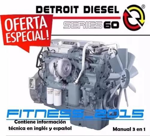 manual taller motor detroit diesel serie 60