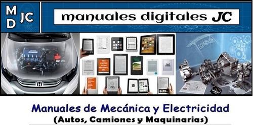 manual taller motor hino 300 - toyota dyna en español