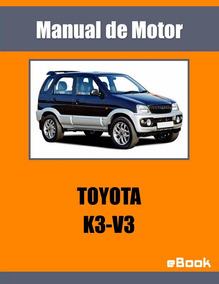 Manual Taller Motor Toyota Daihatsu Terios K3-ve 1 3 Español
