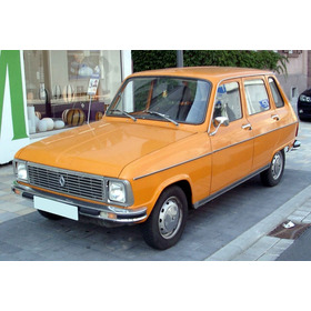 Manual Taller Renault 6