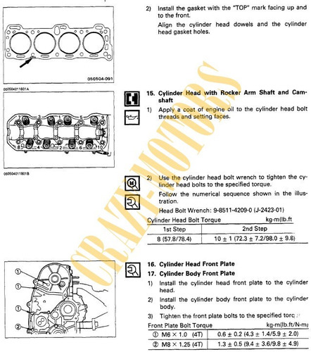 manual taller - reparacion chevrolet luv dmax diesel 97 - 05