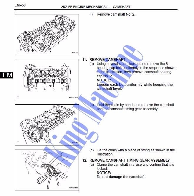 manual taller reparacion motor 2nz fe toyota yaris 99 05 5 000 rh articulo mercadolibre com co 2nz-fe engine repair manual 2NZ-FE Toyota Intake Manifold Plastic