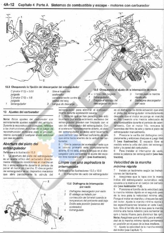 Manual Taller Reparacion Nissan Sentra B13 1 6 Haynes