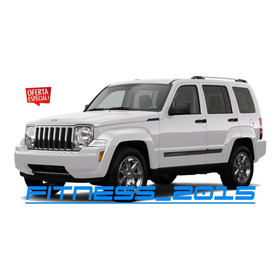 Manual Taller Servicio Jeep Cherokee Liberty Kk 08 13 Full