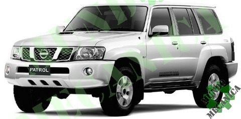 Manual Taller Servicio Nissan Patrol Y61 Mecanica