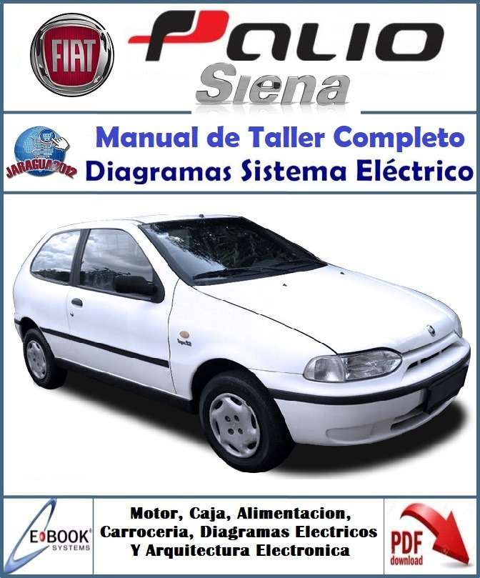 Manual Taller Software Diagrama Fiat Palio Siena 1 3 1 6 1