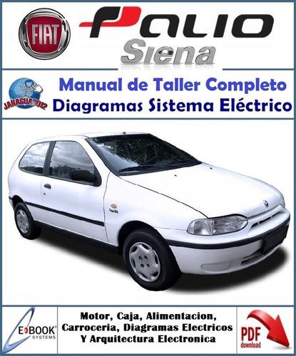 Manual Taller Software Diagrama Fiat Palio Siena 1 3 1 6 1