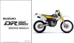 Suzuki dr350 (1992-1999) review.