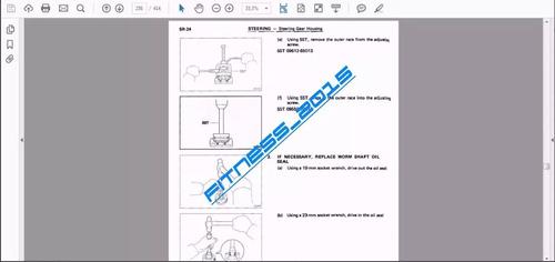 manual taller toyota land cruiser machito hembrita fj70 22r