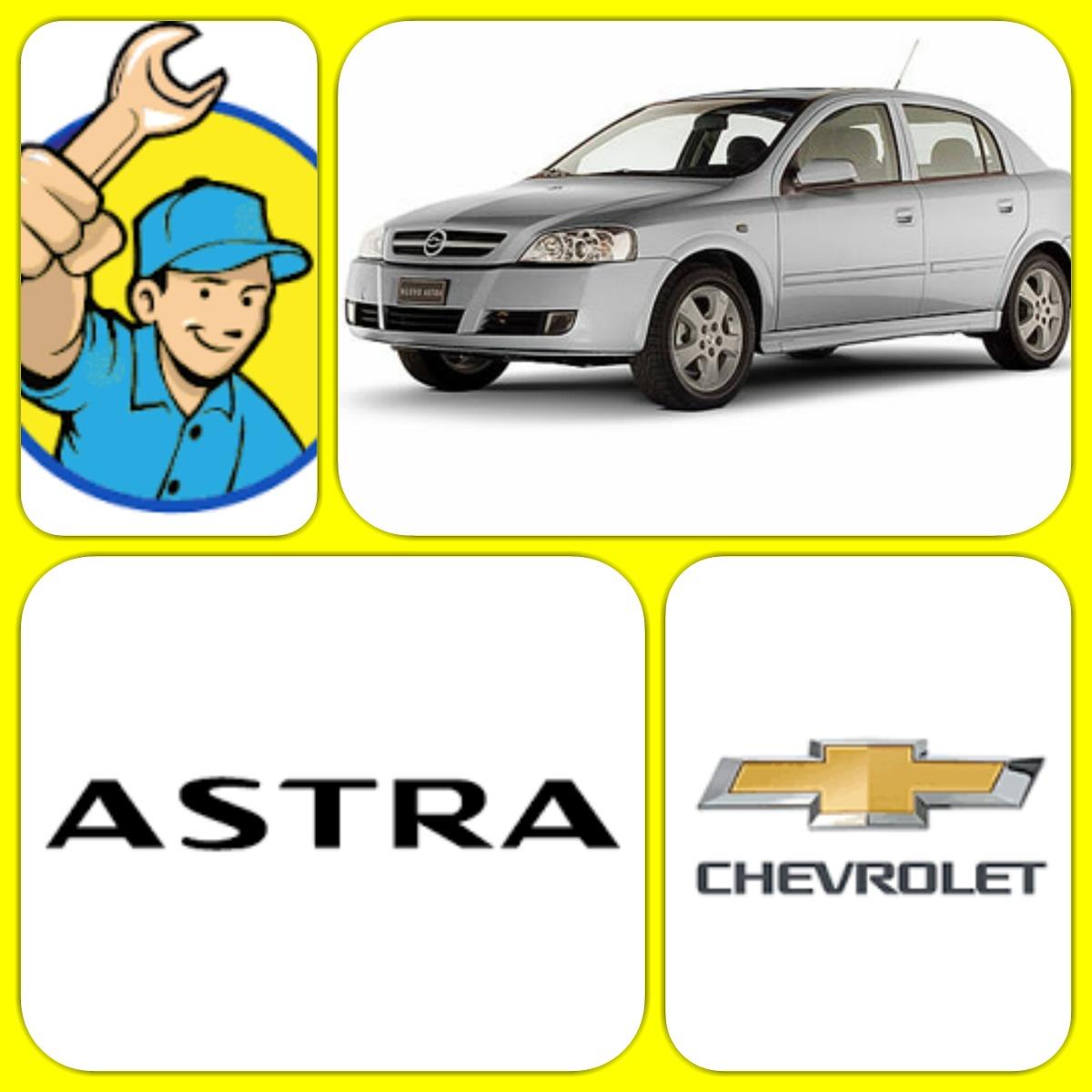 Manual Taller Y Diagrama Electrico Chevrolet Astra 00-03 Esp